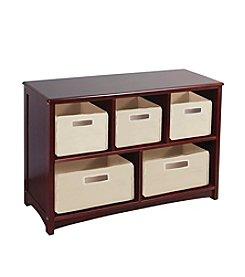 Guidecraft® Classic Espresso Bookshelf