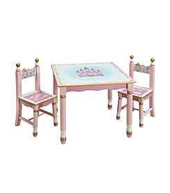 Guidecraft® Princess Table and Chairs Set