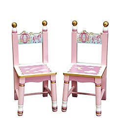 Guidecraft® 2-Piece Princess Extra Chairs Set