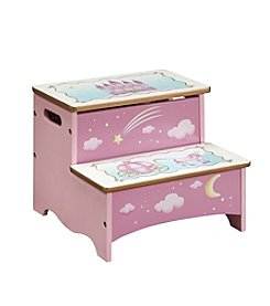 Guidecraft® Princess Step-Up Storage