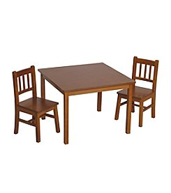 Guidecraft® Mission Table & Chairs
