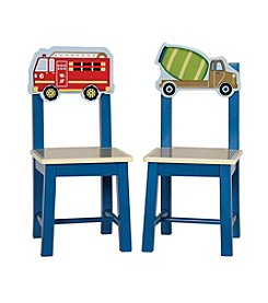 Guidecraft® 2-Piece Moving All Around Extra Chairs Set