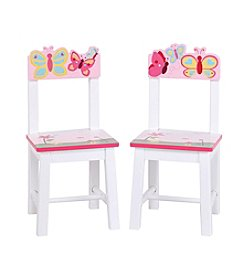 Guidecraft® 2-Piece Butterfly Buddies Extra Chairs Set