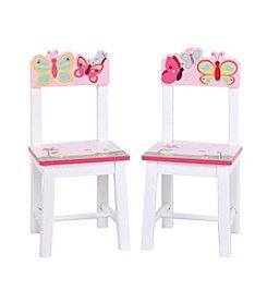 Guidecraft® 2-Piece Butterfly Buddies Extra Chairs Set
