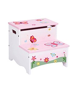 Guidecraft® Butterfly Buddies Step-Up Storage