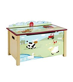 Guidecraft®   Farm Friends Toy Box