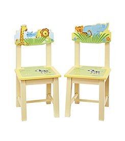 Guidecraft® 2-Piece Savanna Smiles Extra Chairs