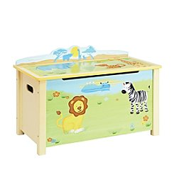 Guidecraft®   2-Piece Savanna Smiles Toy Box