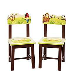 Guidecraft®   2-Piece Jungle Party Extra Chairs