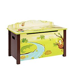 Guidecraft®   Jungle Party Toy Box