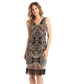 Madison Leigh® Paisley Crochet Dress