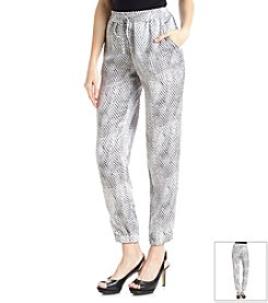 MICHAEL Michael Kors® Serpent Track Pants