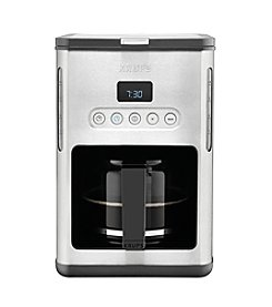Krups® Control Line Stainless Steel 10-cup Programmable Coffeemaker