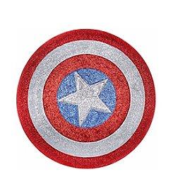 Marvel® Captain America® American Dream Child Glitter Shield