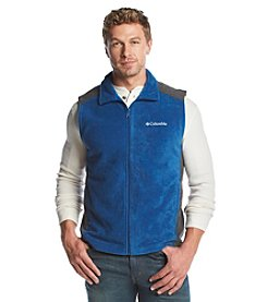 Columbia Men's Steens Mountain Fleece Full Zip Vest