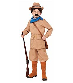 Theodore Roosevelt Child Costume
