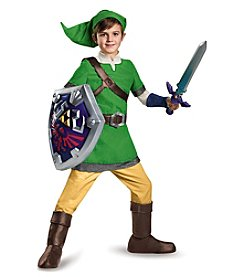 Nintendo® The Legend of Zelda: Link Deluxe Child Costume