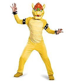 Nintendo® Super Mario Bros® Bowser Deluxe Child Costume