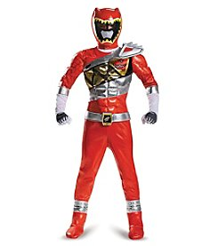 Power Rangers® Dino Charge: Red Ranger Prestige Child Costume