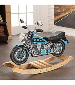 KidKraft® Star Studded Rockin Motorcycle