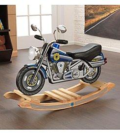 KidKraft® Police Rockin Motorcycle