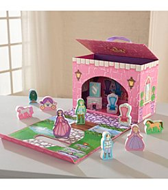 KidKraft® Princess Travel Box Playset