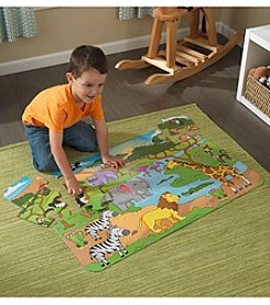KidKraft® Jungle Floor Puzzle