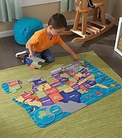 KidKraft® USA Floor Puzzle