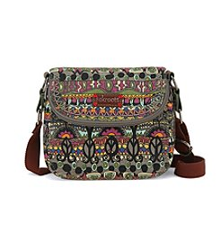 sakroots™ by The Sak® Artist Circle Mini Fold Over Crossbody