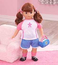 KidKraft® Selena Soccer Doll