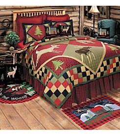 C&F Enterprises, Inc. Lodge Quilt Collection