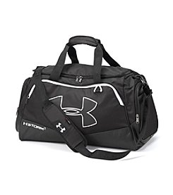 Under Armour® Undeniable Black Duffel