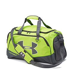 Under Armour® Undeniable Hi Vis Yellow Duffel