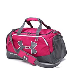 Under Armour® Undeniable Tropic Pink Duffel