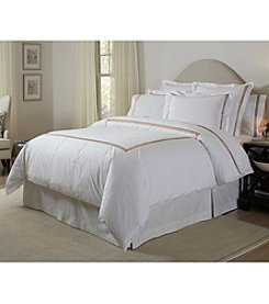 Pointehaven 300-Thread Count Embroidered Duvet Set