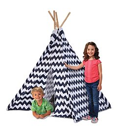 Discovery Kids® Teepee Canvas Tent