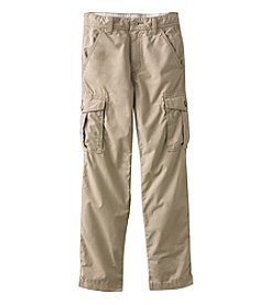 Ruff Hewn Boys' 8-16 Solid Cargo Pants