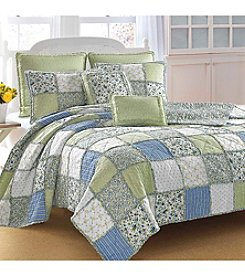 Laura Ashley® Home Ashelyn Quilt Collection
