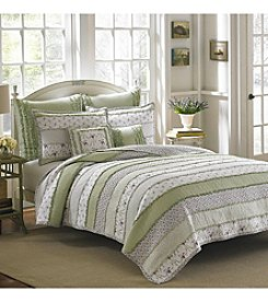 Laura Ashley® Home Lavinia Quilt Collection