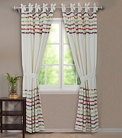 Greenland Home® Bella Ruffle Window Curtain