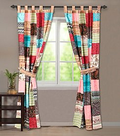 Greenland Home® Patchwork New Bohemian Window Curtain