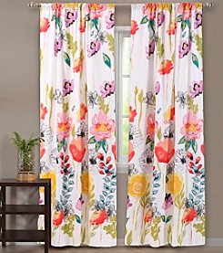 Greenland Home® Watercolor Dream Window Curtain