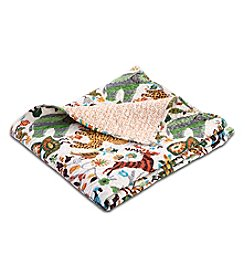 Greenland Home® Safari Park Throw