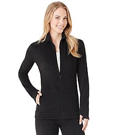 Cuddl Duds® Fleece With Stretch Jacket