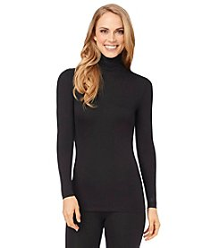 Cuddl Duds® Softwear Stretch Turtleneck Top