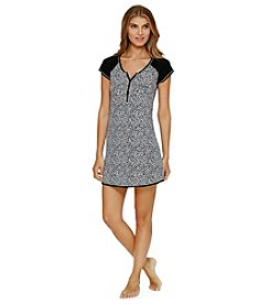 Layla® Henley Night Gown