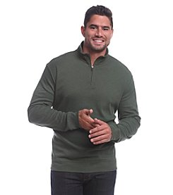 John Bartlett Consensus Men's Long Sleeve Thermal Quarter Zip Pullover
