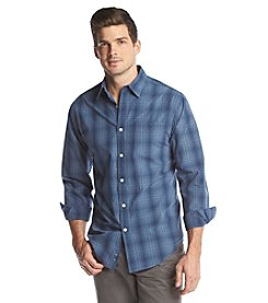 John Bartlett Men's Long Sleeve Washed Button Down