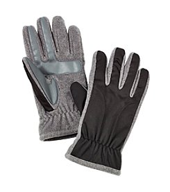 Isotoner® Signature Men's Smartouch Soft Shell Glove