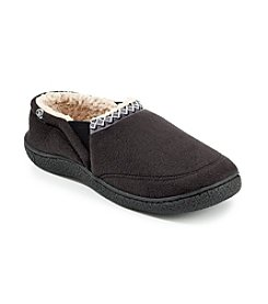 Isotoner® Signature Men's Microsuede Braid Slippers